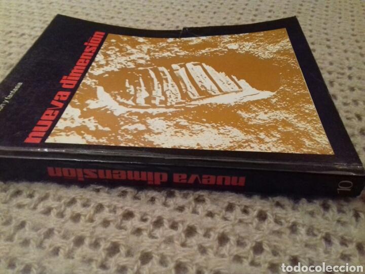 Libros de segunda mano: NUEVA DIMENSION N.10. 1969. CIENCIA FICCION Y FANTASIA. - Foto 4 - 246360965