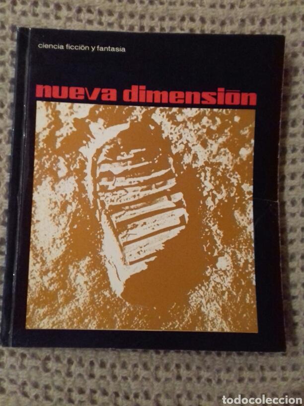 NUEVA DIMENSION N.10. 1969. CIENCIA FICCION Y FANTASIA. (Libros de Segunda Mano (posteriores a 1936) - Literatura - Narrativa - Ciencia Ficción y Fantasía)