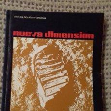 Libros de segunda mano: NUEVA DIMENSION N.10. 1969. CIENCIA FICCION Y FANTASIA.. Lote 246360965