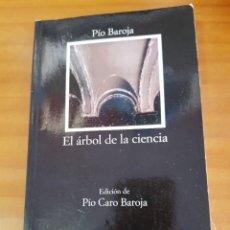 Libros de segunda mano: EL ÁRBOL DE LA CIENCIA DE PÍO CARO BAROJA. Lote 247314780