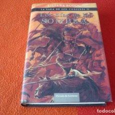 Libros de segunda mano: LOS DIAS DE LA SOMBRA LA SAGA DE LOS CONFINES II ( LILIANA BODOC ) TAPA DURA CIRCULO DE LECTORES. Lote 247648085