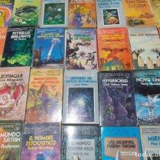Libros de segunda mano: LOTE 26 NÚMEROS CIENCIA FICCION EDAF, PHILIP K. DICK, FOSTER, NIVEN,ANDERSON,SIL - HYPERBOREA - RELO. Lote 247977025