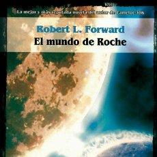 Livres d'occasion: EL MUNDO DE ROCHE. LA FACTORIA DE IDEAS.ROBERT L. FORWARD. Lote 249492490