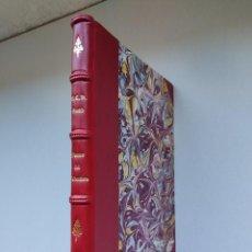 Libros de segunda mano: DENTRO DEL LABERINTO / A. C. H. SMITH. EDICIÓN FACTICIA. LABYRINTH ¡¡ENCUADERNACIÓN ARTESANAL!!. Lote 250280995