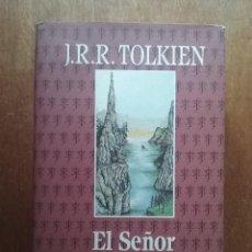 Libros de segunda mano: EL SEÑOR DE LOS ANILLOS, J R R TOLKIEN, CIRCULO DE LECTORES, 1995. Lote 251087650