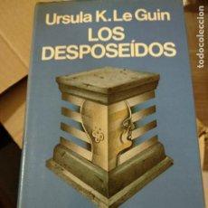 Libros de segunda mano: LOS DESPOSEÍDOS, DE URSULA K. LE GUIN. MINOTAURO. Lote 251682635