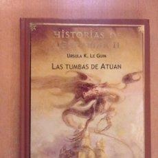 Libros de segunda mano: HISTORIAS DE TERRAMAR II. LAS TUMBAS DE ATUAN / URSULA K. LE GUIN / PLANETA DEAGOSTINI. 2006. Lote 251763015