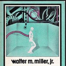 Libros de segunda mano: CONDICIONALMENTE HUMANO - WALTER MILLER - NEBULAE - EDHASA 1980 ( BUENOS AIRES ). Lote 251828580