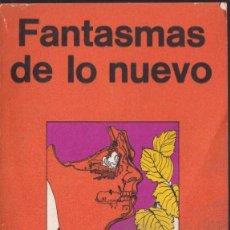 Libros de segunda mano: FANTASMAS DE LO NUEVO - RAY BRADBURY - MINOTAURO 1973 ( BUENOS AIRES ). Lote 251830765