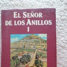 Libros de segunda mano: EL SEÑOR DE LOS ANILLOS I JRR TOLKIEN MINOTAURO 20X12CMS. Lote 251895160