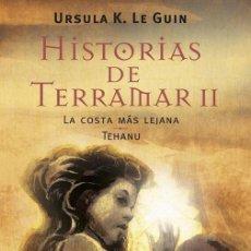 Libros de segunda mano: HISTORIAS DE TERRAMAR II. - LE GUIN, URSULA K... Lote 252098560