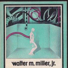 Libros de segunda mano: CONDICIONALMENTE HUMANO - WALTER M. MILLER JR - NEBULAE - EDHASA 1980. Lote 252636815