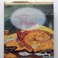 Libros de segunda mano: EL HOBBIT - J.R.R. TOLKIEN - EDICIÓN ESPECIAL - ED. MINOTAURO - 1ª EDICIÓN, 2002. Lote 252643195
