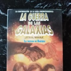 Livros em segunda mão: STAR WARS LA TREGUA DE BAKURA - KATHY TYERS (MARTINEZ ROCA). Lote 252665335