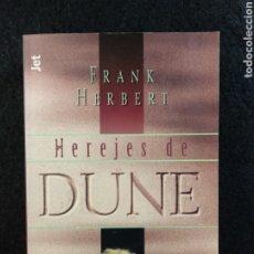 Livros em segunda mão: HEREJES DE DUNE. FRANK HERBERT. PLAZA Y JANE. Lote 253172070