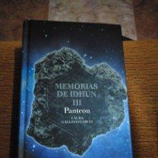 Libros de segunda mano: MEMORIAS DE IDHÚN 3 PANTEÓN LAURA GALLEGO GARCÍA. Lote 253180750