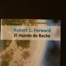 Libros de segunda mano: EL MUNDO DE ROCHE. FORWARD. BOLSILLO. Lote 254104840