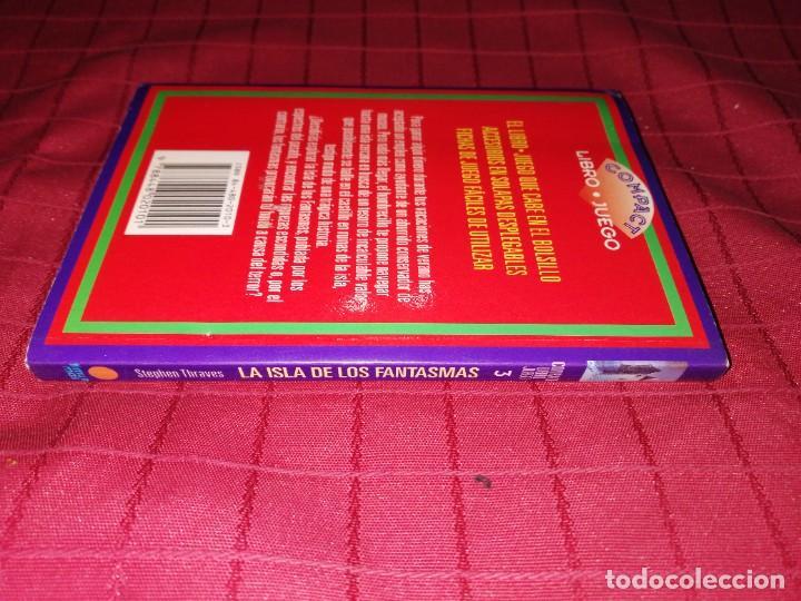 Libros de segunda mano: stephen thraves - la isla de los fantasmas , libro juego - Foto 2 - 254277475
