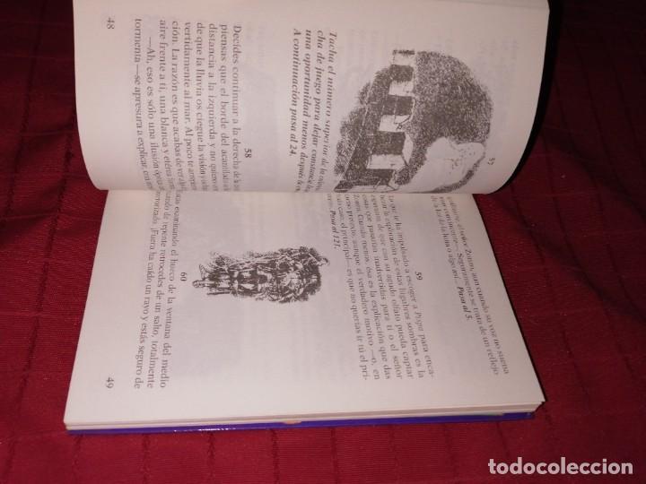 Libros de segunda mano: stephen thraves - la isla de los fantasmas , libro juego - Foto 4 - 254277475