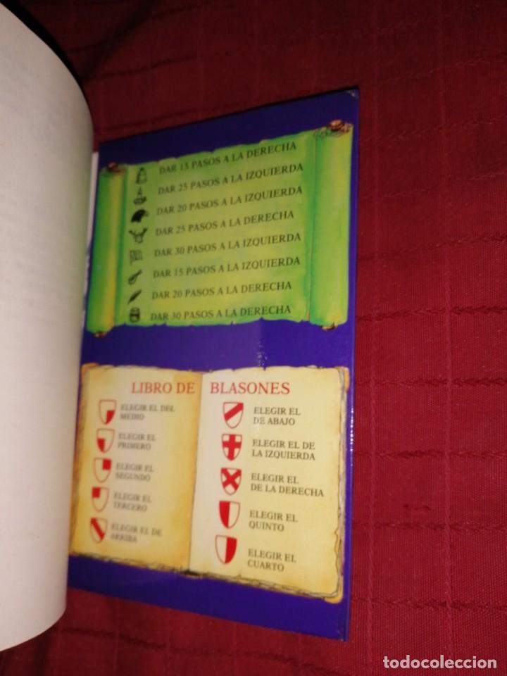 Libros de segunda mano: stephen thraves - la isla de los fantasmas , libro juego - Foto 7 - 254277475