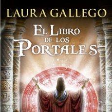 Libros de segunda mano: EL LIBRO DE LOS PORTALES. - GALLEGO, LAURA.. Lote 254309365