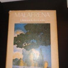 Libros de segunda mano: MALAFRENA DE URSULA K. LE GUIN. Lote 254317650