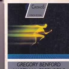 Libros de segunda mano: HITLER VICTORIOSO - BENFORD, GREENBERG - CRONOS 9 - ED DESTINO 1990. Lote 254340915
