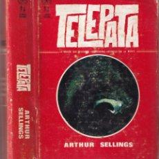 Libros de segunda mano: TELEPATA - ARTHUR SELLINGS - EDICIONES GEMINIS 1968. Lote 254505825