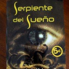 Libros de segunda mano: VONDA N. MCINTYRE: SERPIENTE DEL SUEÑO.. Lote 254619305