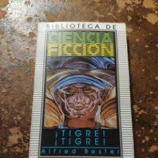 Libros de segunda mano: ¡TIGRE! ¡TIGRE! (ALFRED BESTER) (HYSPAMERICA). Lote 254631285