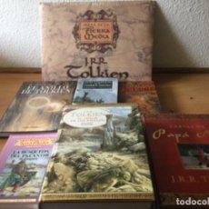 Libros de segunda mano: GRAN LOTE TOLKIEN Y SU OBRA.. Lote 254635455