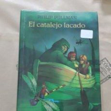 Libros de segunda mano: LA MATERIA OSCURA 3. EL CATALEJO LACADO. Lote 254681525