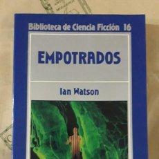 Libros de segunda mano: EMPOTRADOS, DE IAN WATSON. Lote 254691830