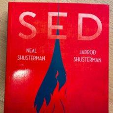 Libros de segunda mano: SED, NEAL SHUSTERMAN, JARROD SHUSTERMAN NOCTURNA. Lote 254722065