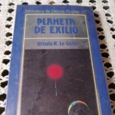Libros de segunda mano: PLANETA DE EXILIO. BIBLIOTECA CIENCIA FICCIÓN. ORBIS. 1986.. Lote 254722250