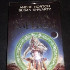 Libros de segunda mano: DAMA IMPERIAL DE ANDRE NORTON Y SUSAN SHWARTZ. Lote 255402230