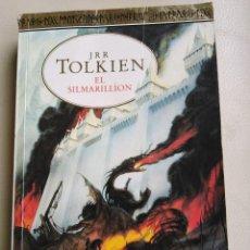 Libros de segunda mano: EL SILMARILLION. J.R.R. TOLKIEN. Lote 255491885