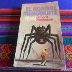 Libros de segunda mano: EL HOMBRE MENGUANTE DE RICHARD MATHESON. BRUGUERA COLECCIÓN LIBRO AMIGO 488. 1ª EDICIÓN 1977. RARO.. Lote 256145600