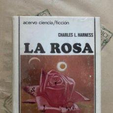 Libros de segunda mano: LA ROSA, DE CHARLES L. HARNESS. Lote 256153090