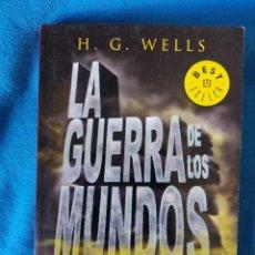 Libros de segunda mano: LA GUERRA DE LOS MUNDOS- H.G. WELLS - NUEVO. Lote 257275660