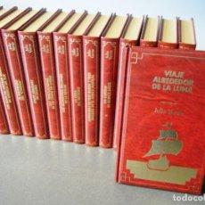 Libros de segunda mano: COLECCIÓN 14 NOVELAS DE JULIO VERNE. Lote 257718080