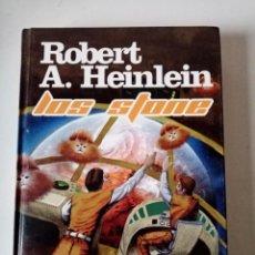 Libros de segunda mano: LOS STONE . ROBERT A. HEINLEIN ( EL ANDEN ). Lote 257727540