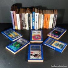 Libros de segunda mano: GRAN LOTE NOVELAS CIENCIA FICCIÓN ESPACIO FANTASÍA 32 LIBROS. Lote 257758485