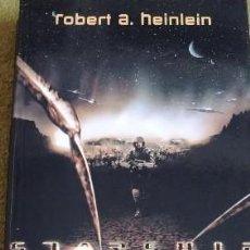 Libros de segunda mano: ROBERT A. HEINLEIN. BRIGADAS DEL ESPACIO O TROPAS DEL ESPACIO. NOVA. PREMIO HUGO 1960. Lote 260862205