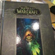 Libros de segunda mano: WORLD OF WARCRAFT. CRÓNICAS. TOMO II. Lote 261214585