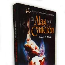Libros de segunda mano: EN ALAS DE LA CANCIÓN | DISCH, THOMAS M. | BIBLIÓPOLIS 2003. Lote 261567580