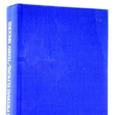 Libros de segunda mano: TRILOGÍA DE SHANNARA LIBRO II. LAS PIEDRAS ÉLFICAS DE SHANNARA (TERRY BROOKS). SIN SOBRECUBIERTA. Lote 261655815