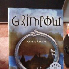 Libros de segunda mano: GRIMPOW RAFAEL ABALOS EL CAMINO INVISIBLE. Lote 261846860