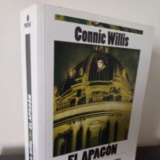 Libri di seconda mano: CONNIE WILLIS - EL APAGÓN - NOVA - PREMIOS HUGO LOCUS Y NEBULA. Lote 262061800