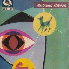 Libros de segunda mano: ELLOS - ANTONIO RIBERA - NEBULAE 55 - EDHASA 1959. Lote 262192310
